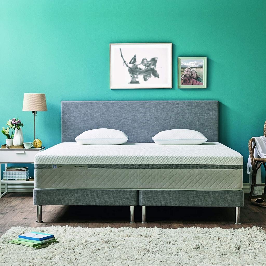 SEALY Hybrid Classic tempur dormitorio