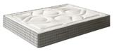 El Almacen del Colchon - Colchón viscografeno Modelo ROYAL IMPERIAL, 135 x 190 x 30, Máxima Adaptabilidad - Todas las medidas, Gris y blanco -